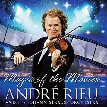 Andre Rieu<br>Magic Of The Movies<br>CD
